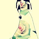roses + fashion by aquaarte