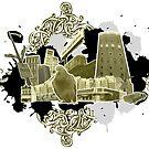 dirtycitypigeon collage by dirtycitypigeon