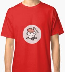 Fudge Brownie Brain T-shirt classique