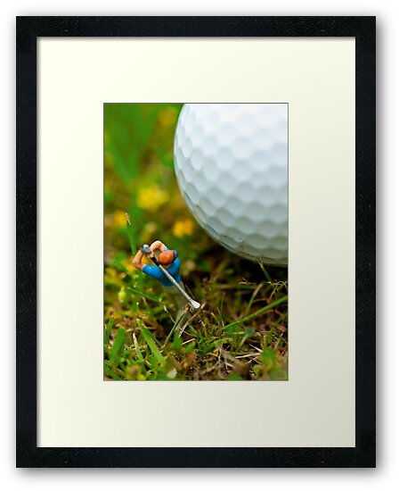 Fore! by Grant  Muirhead