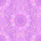 «Flor de loto rosa» de Marina Demidova