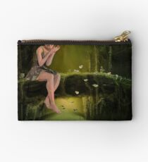 Down in the Forest Studio Pouch