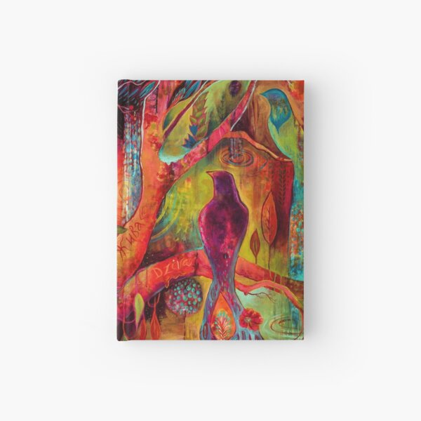 Tree Of Zhiva | Art Hardcover Journal