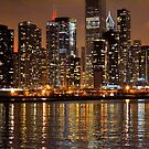 Chicago Lights by Brian Gaynor