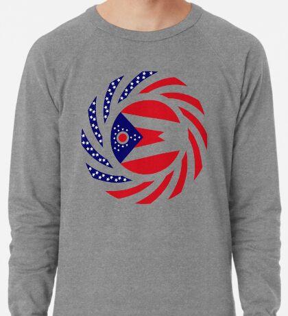 Ohio Murican Patriot Flag Series Lightweight Sweatshirt