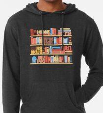 Kaufen Sie Bücher Lesen Bücherregal Raum Bibliothek Bücherwurm Leichter Hoodie