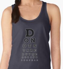Don't Stare! Buy Me A Drink Instead. Women's Tank Top