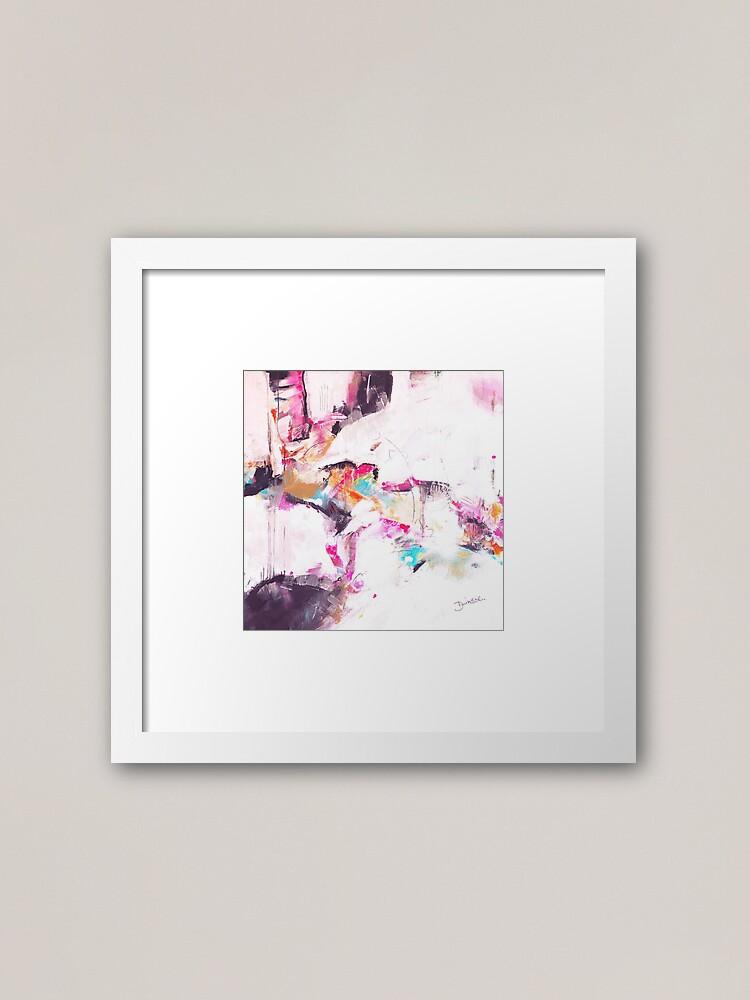 Alternative Ansicht von Flow Gerahmter Kunstdruck