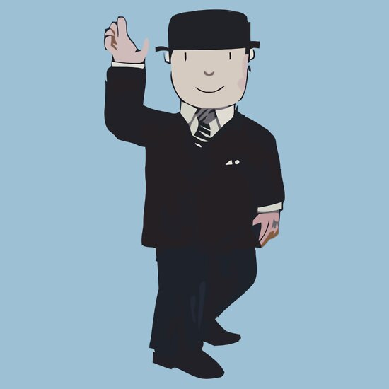 TShirtGifter presents: Mr. Benn
