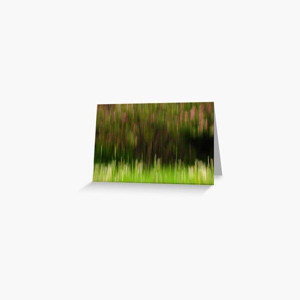 Aura Art - 1 Greeting Card
