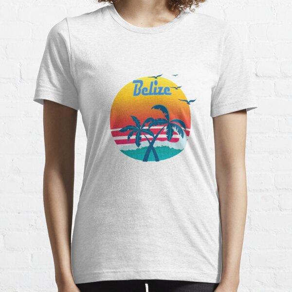Belize, summer retro vintage Essential T-Shirt