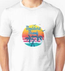 Boulders Beach, summer retro vintage Unisex T-Shirt