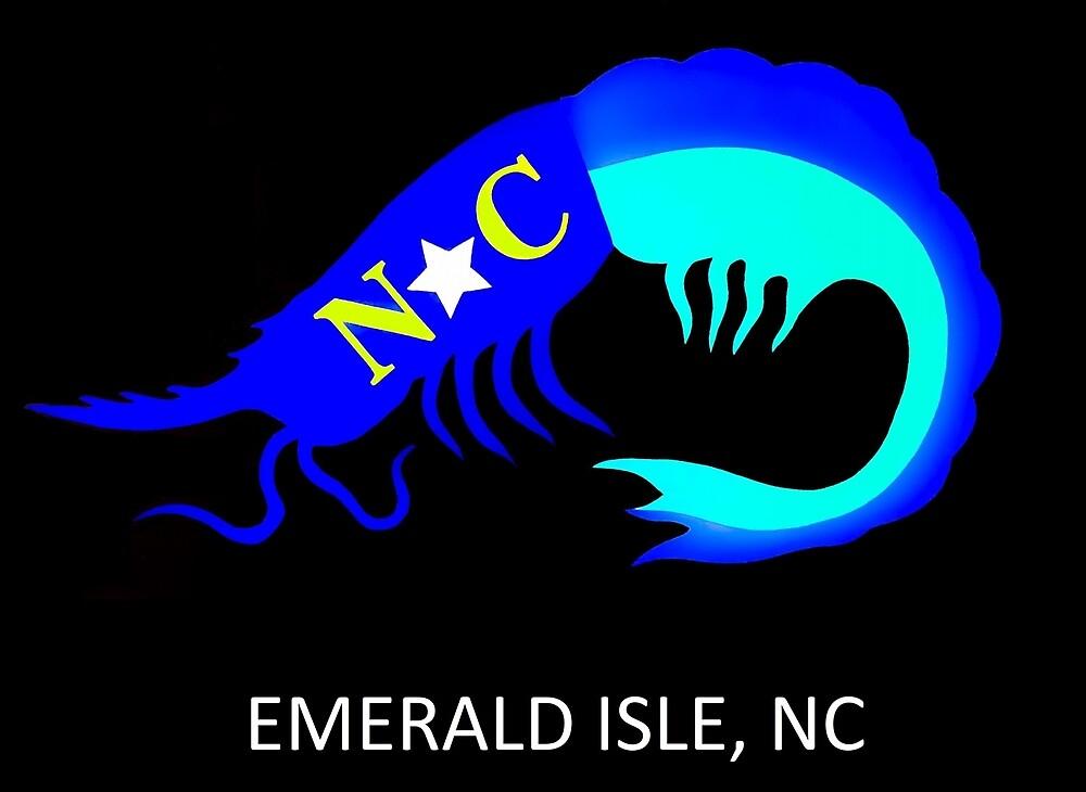 Nautical NC Shrimp (Emerald Isle, NC) by barryknauff