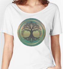 Tree of Life Symbol  Women's Relaxed Fit T-Shirt