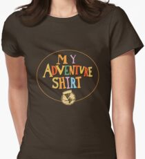 My Adventure Shirt Women's Fitted T-Shirt