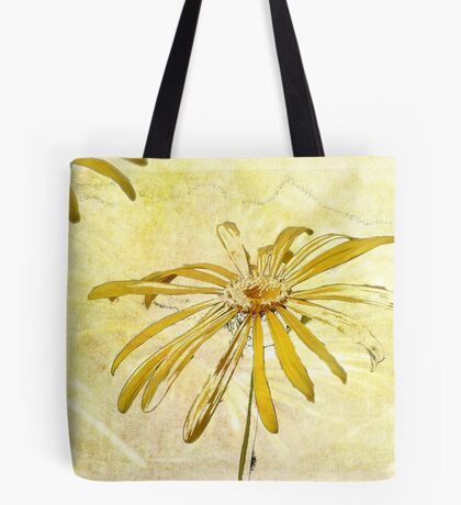 DANCING DAISIES Tote Bag