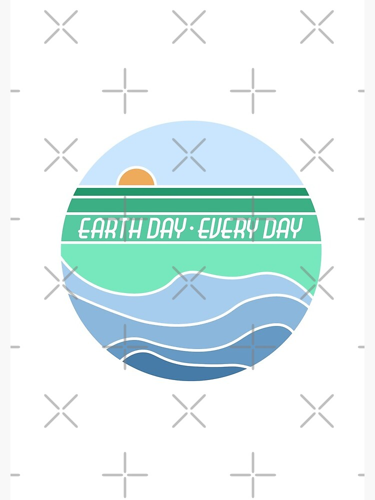 Earth Day Every Day by PrintablesP