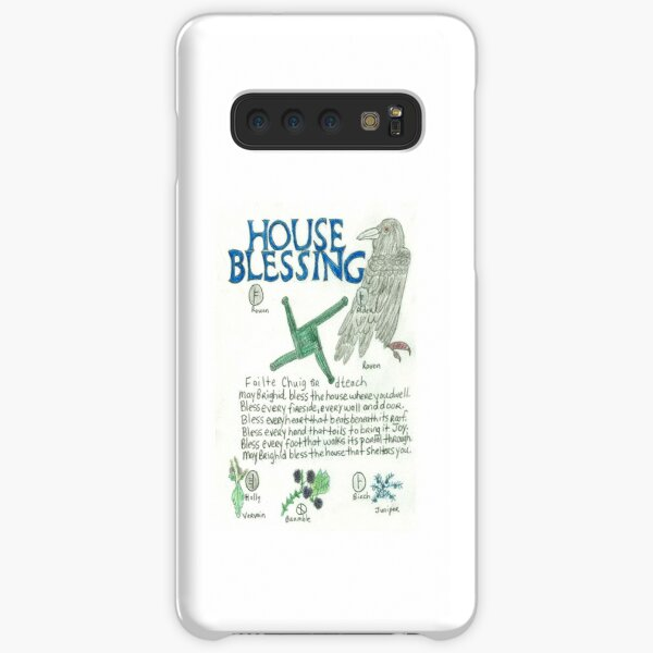 House Blessing Samsung Galaxy Snap Case