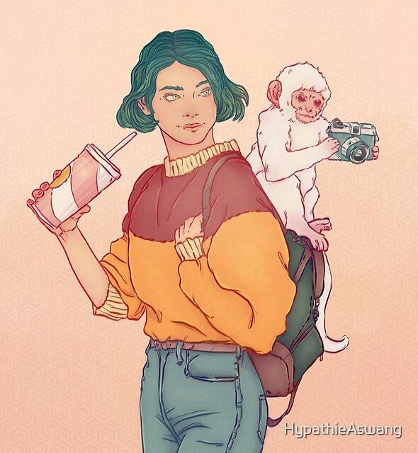 Odd Friendship by HypathieAswang