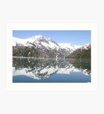 northland glacier Art Print
