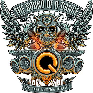 Q Dance - Home of the harder styles by TranceNationz