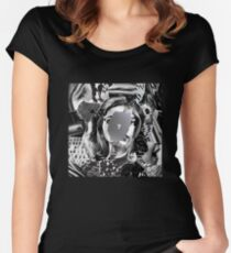 Beach House - 7 Women's Fitted Scoop T-Shirt