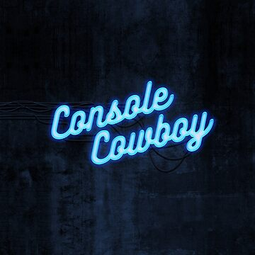 Console Cowboy by 7115