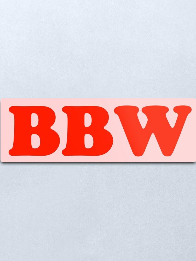 Valentinstag Ebenholz Bbw ❤️ Bbw