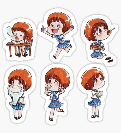 Ensemble Mako Kill Sticker