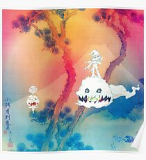 Kids See Ghosts Poster