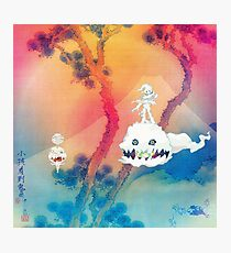 Kids See Ghosts (High-Res) Photographic Print