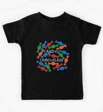 Süßigkeits-Tarnung !!! Kinder T-Shirt