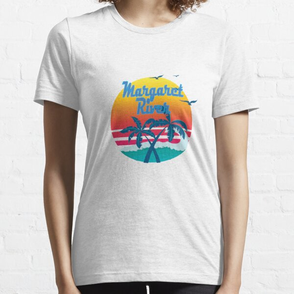 Margaret  River, summer retro vintage Essential T-Shirt