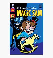 Little Horror Flicks - Magic Sam Photographic Print