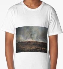 Fields on fire II Long T-Shirt