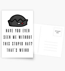 Jughead Jones Quote Postcards
