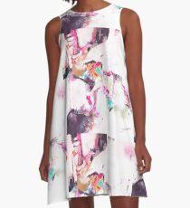 Flow A-Linien Kleid