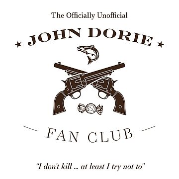 The Officially Unofficial John Dorie Fan Club by willaMena