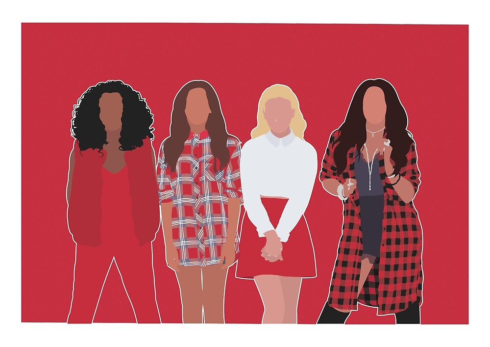 LITTLE MIX by barneyrobble