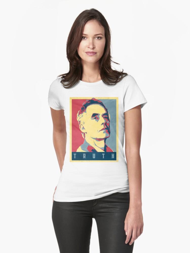 8c24ca03129 Jordan Peterson - Truth Political Shirt