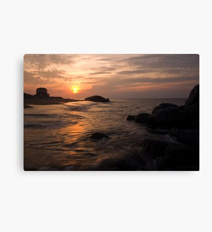Nature's Glow Canvas Print