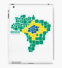 Brazil 2018 iPad Case/Skin