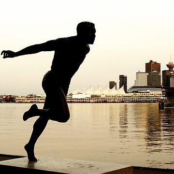 Running Man by RobertCharles