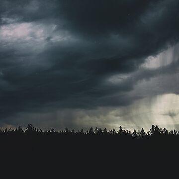 Rain  by MsDunwich