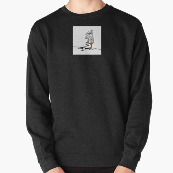 walter's skull ritual dance Pullover Sweatshirt