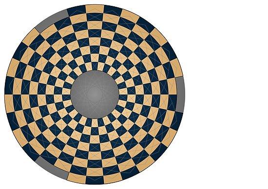 Revised circular board by glyphobet