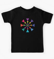 Triangle Dance Kids Tee