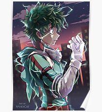 Deku - My hero academia Poster