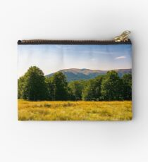 beech forest at the foot of Apetska mountain Studio Pouch