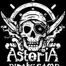 Astoria Pirate Camp by artlahdesigns